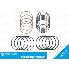 Best Auto Engine Piston Ring Fits Nissan 240SX Altima Axxess D21 St 2.4L KA24E KA24DE #559X wholesale