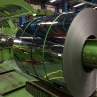 430 BA Mirror Stainless Steel Strip Roll , ASTM 304 430 420 316L Aisi Steel for sale