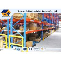 Cheap Cost Effective Pallet Warehouse Racking With Durable Steel / Epoxy Powder Coated for sale