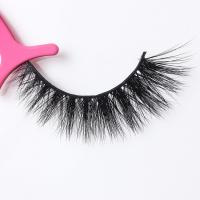 Best Full Strip 3D Mink Lashes Mink Fur Eyelash Extensions Natural Looking wholesale
