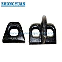 ISO 8146 Forging Material Oval Eyeplate Lifting Eye Plate for sale