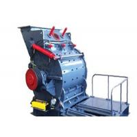 Cobble Strong Fine Industrial Rock Crusher Preseted Materials Discharge Size