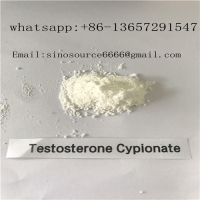 China Healthy Injectable Anabolic Steroids Testosterone Cypionate Powder CAS 58-20-8 for sale