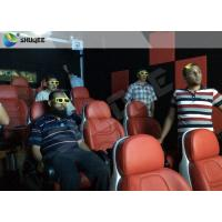 Best Fresh Experience 7D Movie Theater Fluent System Completely System Solution For Fun wholesale