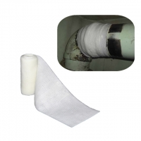 China water activated adhesive fiberglass pipe repair wrap for pipe leaks for sale