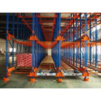 China Detachable Warehouse Storage Rack Systems 2 - 8 Layer Industrial Pallet Racking on sale