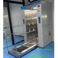 Buy cheap COVID-19 Sanitized Air Shower and Shoe Sole Cleaning Machine for Entrance- from wholesalers