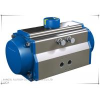 Best Extruded aluminum Rotary quarter-turn Rack And Pinion Pneumatic Actuator wholesale