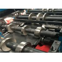 Best Automatic Shelf Panel Roll Forming Equipment60mm Roller Axis 0.8-1.2mm Thickness wholesale