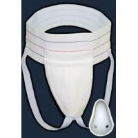 Best White Color Men ' S Athletic Supporter , Male Athletic Supporter With Flex Shield Cup wholesale