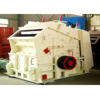 Primary Impact Crusher 185Kw Rock Crushing Equipment Multi Cavity Crushing Room