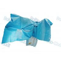 Buy cheap TUR Surgical Drape, Disposable Sterile Urology Drape / Lithotomy Drape With from wholesalers