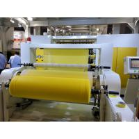 China S SS SMS Spunbond Nonwoven Fabric Making Machine , Non Woven Machinery, Only Need 7 Days To Install Machine In Customer on sale
