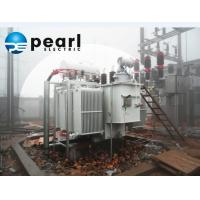 Best High Stability Oil Immersed Transformer Outdoor Munting PCB Free  50Hz wholesale