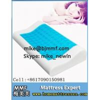 China Gel memory foam cool pillow wholesale for sale
