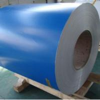 Best 1100 PE / PVDF Fireproof Color Coated Aluminum Coil Thickness 0.3mm-2.0mm wholesale
