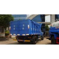 Quality dongfeng 170hp 10ton-12ton garbage dump truck for sales, garbage truck for sale, dongfeng dump garbage collecting truck wholesale