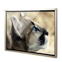 Best 55 Inch Industrial Wall Mount Windows 10 Infrared IR Touch Screen All In One Computer PC Commercial Usage wholesale