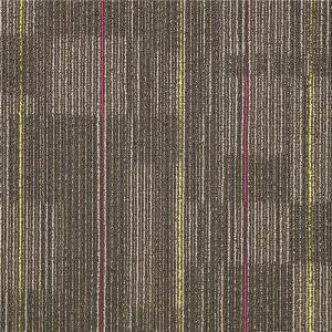 Best Commercial 100%  PP Indoor Outdoor Carpet Tiles Peel And Stick Eco - Bitumen Backing wholesale