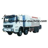 Best SHMC4M3Slurry Seal TruckWITH ISO CCC APPROVALEuroIII 12.00R22.5Tire Model wholesale