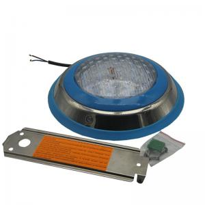 Best Wall Mounted AC12V 54W Multi Color LED Pool Lights IP68 wholesale