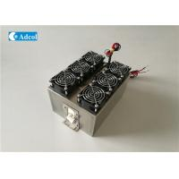 Best Peltier Water Coolers Liquid To Air Cooling Unit Thermoelectric Assembly wholesale