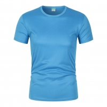 Buy cheap Men Sport Running Mesh Athletic Black Printing Custom Quick Dry T Shirts from wholesalers