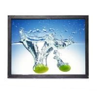 Best IR Touch Open Frame LCD Display 1000nits High Brightness Sun Readable1280 X 1024 Resolution wholesale