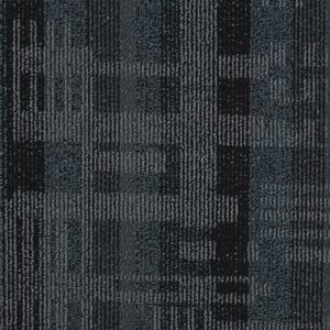 Best Commercial Office Floor Carpet Tiles / Patterned Carpet Squares 3 - 4 Mm Pile Height wholesale