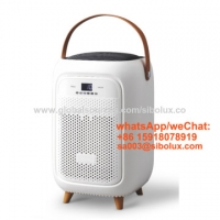 China 2021 new design smart Portable UV USB Home Air Purifiers for office and home appliances/ with hand held for sale