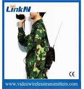 Best High Speed HD Wireless Transmitter 1080P ,  Standard COFDM Modulation Technology wholesale