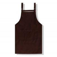 Best Comfortable SGS Plus Size Pinafore Apron For Cooking wholesale