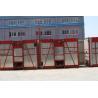 Best Painted / Hot Dipped Zinc Construction Hoist Rental 1000kg  - 3200kg wholesale