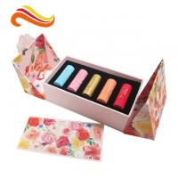 Best Paperboard Lipstick Skin Care Box Packaging , Eco Friendly Cosmetic Packaging wholesale