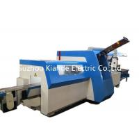 Buy cheap CNC Busbar Cutting machine Automatic shearing copper bar alumunum bar from wholesalers