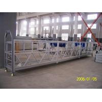 Best 7.5M Aerial Rope Suspended Window Cleaning Platform ZLP800 with Steel Rope wholesale
