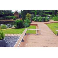 Engineered hardwood decking boards For Corridor & Decoration With Sanding Surface