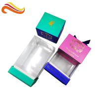 Best High Quality Clear Disposable Clamshell Packaging box for  Blister Tray wholesale