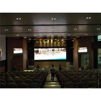 Best Anti Static P4.81 Conference Led Screen , Indoor Led Panel 1000cd/㎡ Brightness wholesale