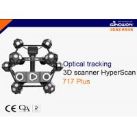 Buy cheap 275×250 Mm Scan Area Optical Tracking  Handheld Laser 3D Scanning Machine Hyper Scan from wholesalers