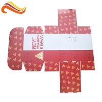 Best Folded Customized Printing corrugated paper cardboard box for packing wholesale