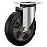 Best Europe Style Heavy Duty Industrial Wheels / Noise Reduced Industrial Swivel Casters wholesale