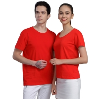 Best Customized Printed Logo SGS Breathable Short Sleeve T Shirt wholesale