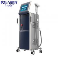 China Skin Tightening 808 Laser Hair Removal Device , Home Laser Hair Reduction Machine for sale