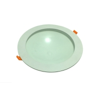 Best Daylight White 80lm/W 4W Round LED Ceiling Light Panel wholesale