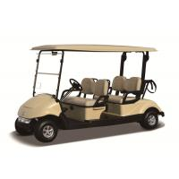 Quality Dongfeng Brand Street Custom Electric Golf Carts For 4 Persons 48V 3KW wholesale