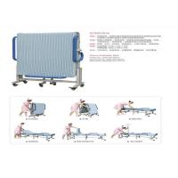 Best Mobile Folding Manual Hospital Bed For Attendant Nursing People wholesale
