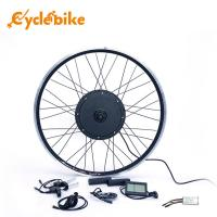 China 48V 750W Front Wheel Electric Bicycle Conversion Kit High Speed 40-45km/h on sale
