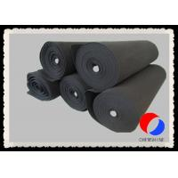 Best Fume Purifiers Activated Carbon Felt Good Formability 1MM - 3MM Thickness wholesale