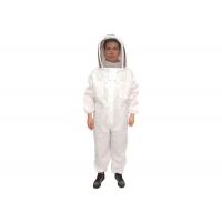 Cheap Economy Type Beekeeping Protective Clothing With Pencing Vail for sale